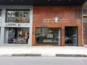 Retrofit de lojas na Av. Gabriel Monteiro da Silva-SP